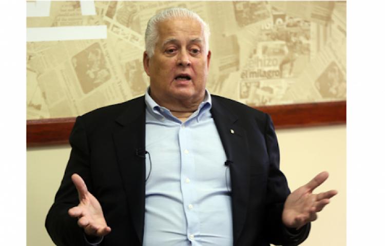 Expresidente Pérez Balladares secuestra activos de Corprensa