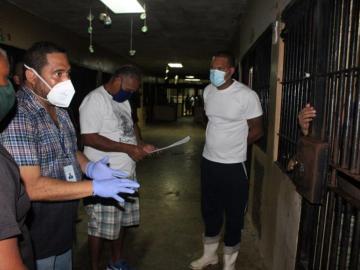Coordinan atención médica en el centro penitenciario Deborah de Bocas del Toro