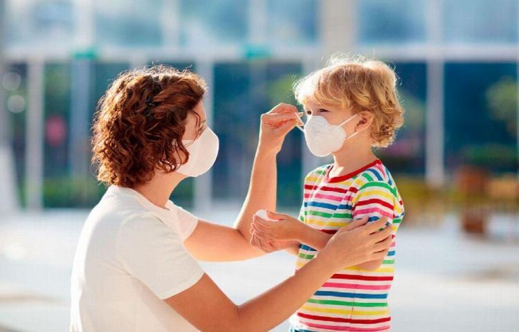 El encierro puede generar ansiedad, incertidumbre e intranquilidad en los niños