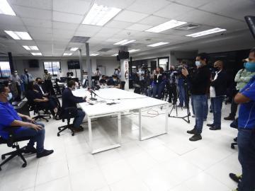 Corprensa presenta una fianza por $1.13 millones para levantar secuestro de acciones