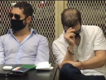 Hijos de Ricardo Martinelli, detenidos en Guatemala