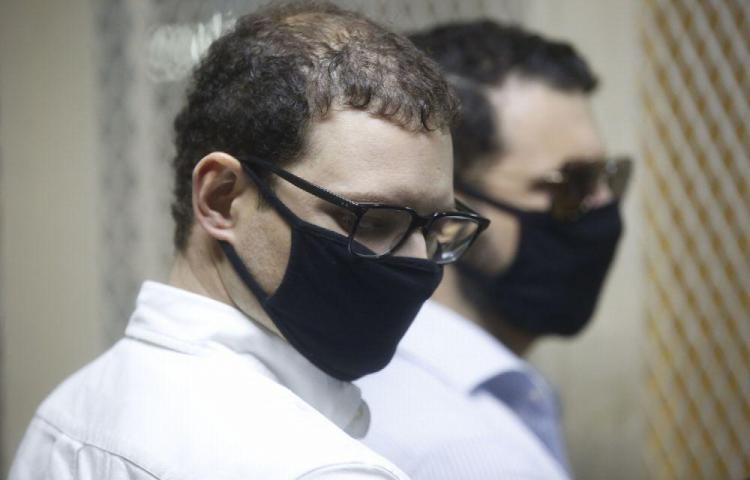 Hijos de expresidente Martinelli detenidos en Guatemala para extradición a EE.UU