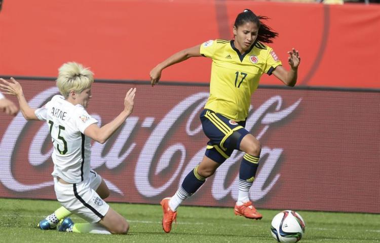 El Deportivo ficha a la colombiana Lady Andrade