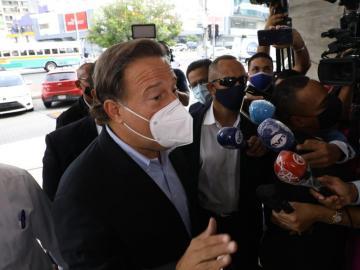 Varela: 'Solo responderé al Ministerio Público'