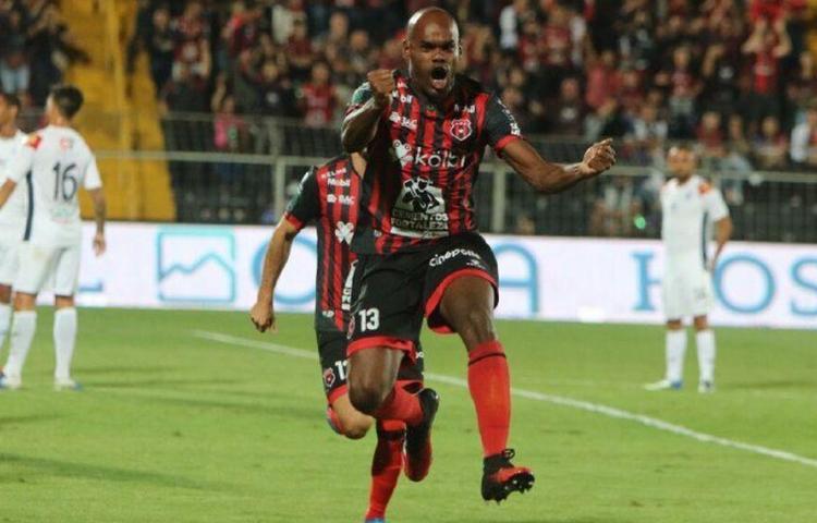 Machado, entre los más destacados del fútbol de Costa Rica