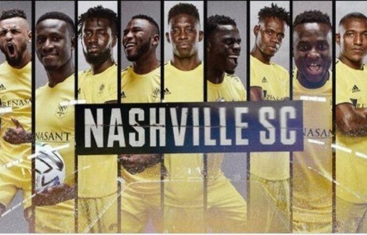 Nashville, de Aníbal Godoy, se retiró del torneo MLS is Back
