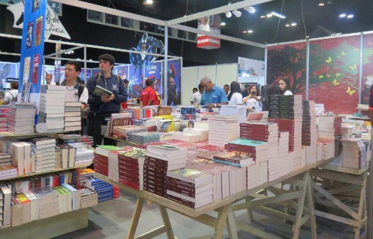 Feria del libro de Panamá será virtual