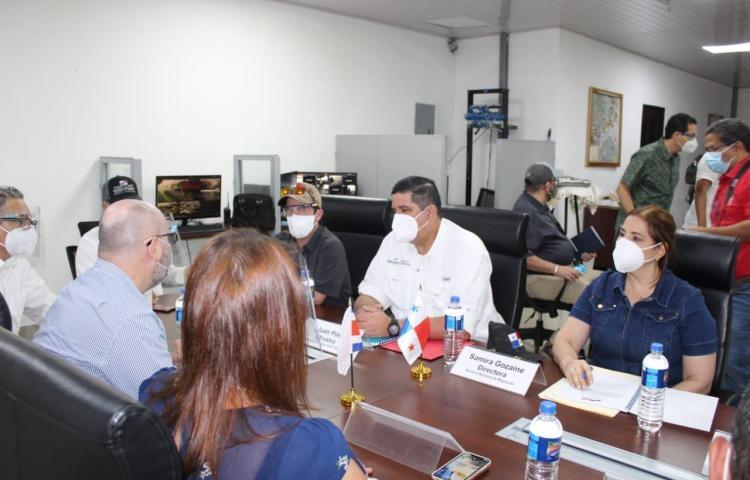 Panamá y Costa Rica definen acciones para flujo migratorio
