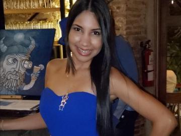 Francy Pérez, víctima de la explosión requiere ayuda