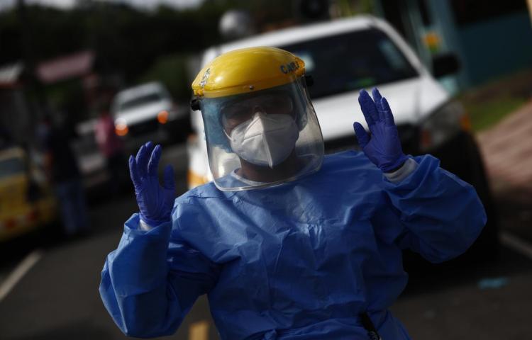 Minsa reporta1,540 casos positivos nuevos de covid-19 en Panamá