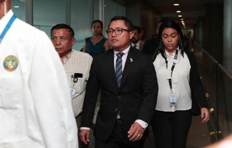 Demandante de Arquesio Arias desistió del proceso