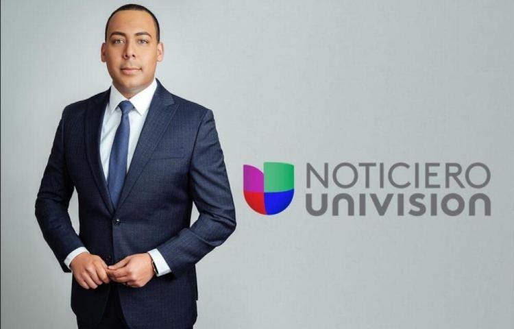 Edwin Pittí se une al Noticiero Univision