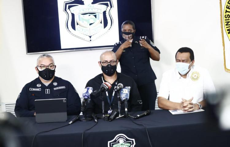 Caen ex funcionarios con armas en Operación 'Furia' del MP y DIJ