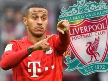 Hecho el traspaso de Thiago del Bayern Múnich al Liverpool