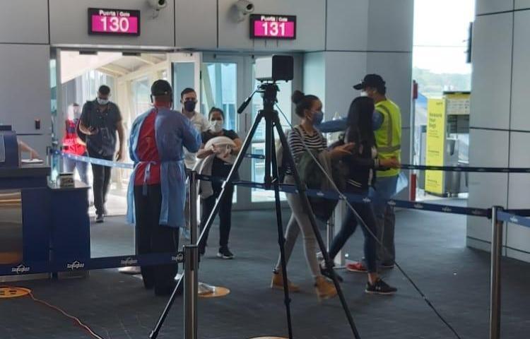 Retornan al país más de 100 panameños varados en Colombia