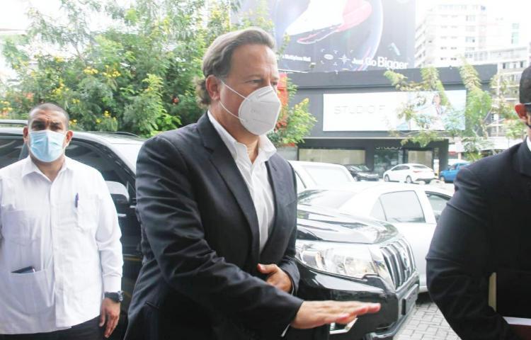 Varela acude a interrogatorio por tercera vez en el edificio Avesa
