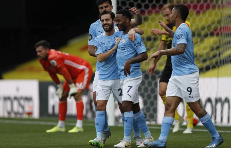 Sterling enseña al Madrid los peligros del City