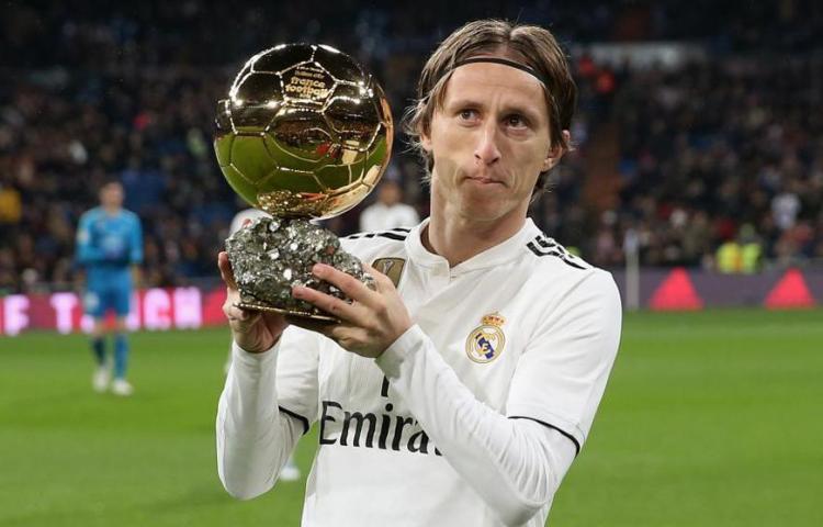 Modric espera jugar más años en el Real Madrid