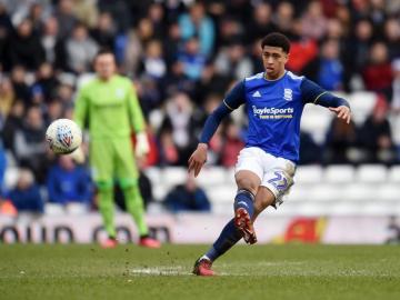 El Birmingham retira el dorsal 22 del joven Jude Bellingham