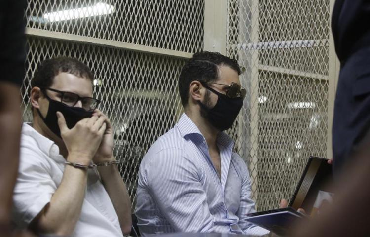 Juramentación en el Parlacen de los hijos de Martinelli detenidos depende de Panamá
