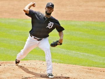 Agrazal Jr sería el quinto abridor de los Tigres de Detroit
