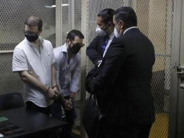 Diputados del PRD ante el Parlacen rechazan juramentación de los hermanos Martinelli