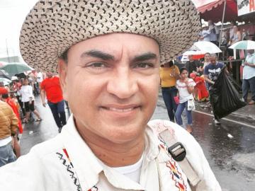 Kendal Royo en UCI por coronavirus