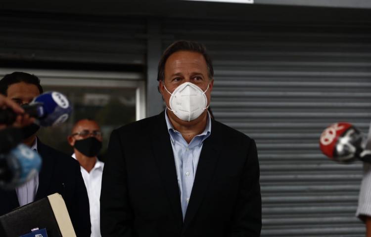 Varela asistió este lunes a la fiscalía anticorrupción por caso Odebrecht
