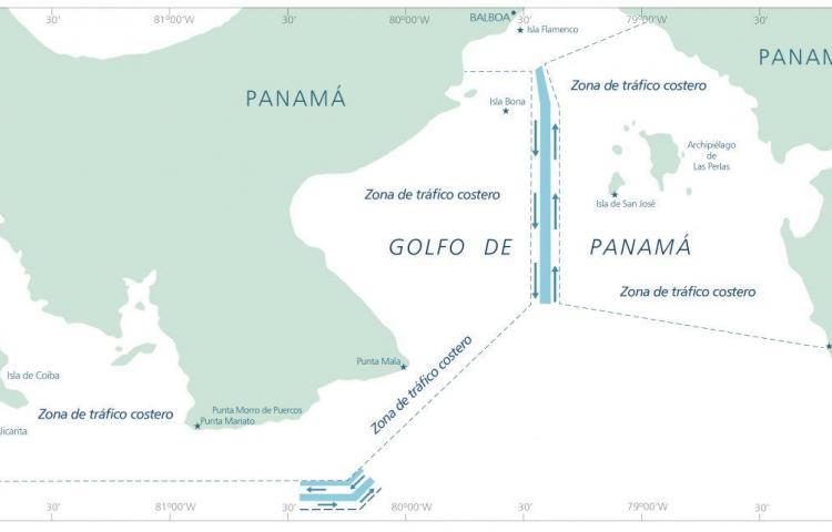 Canal de Panamá da a conocer normas marítimas para la protección de los cetáceos