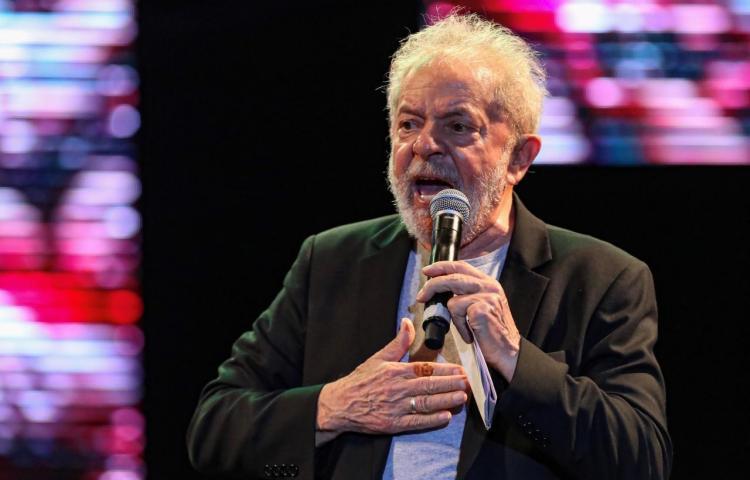 """Lula cree que Bolsonaro """"inventó"""" contagio por COVID-19 para promover la hidroxocloroquina"""