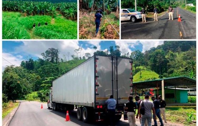 Investigan presunto contrabando en Bocas del Toro