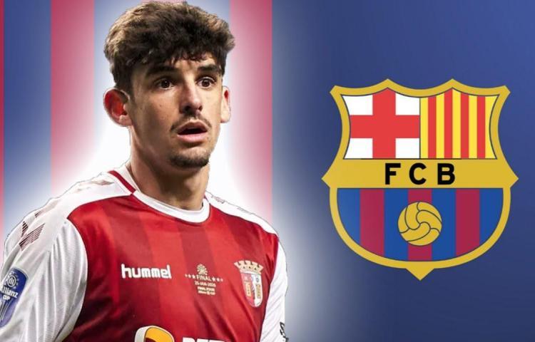"""Trincao: """"No esperaba fichar por el Barça tan joven"""""""