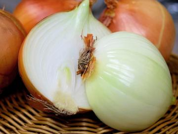 Llegan los últimos 10 contenedores de cebolla a Panamá