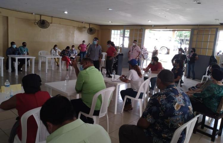 Líderes comunitarios piden capacitaciones en medio de la pandemia