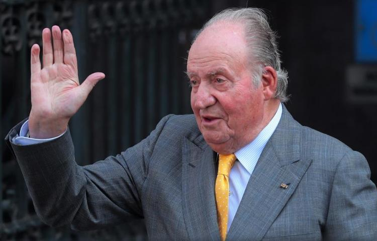 El rey Juan Carlos se irá a vivir fuera de España