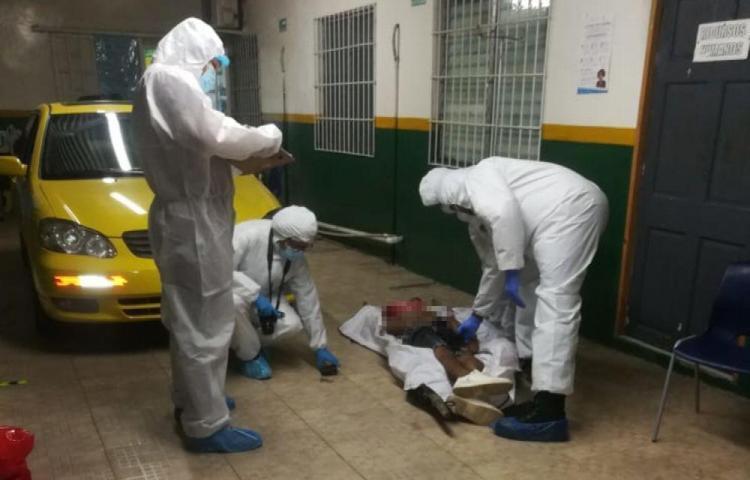 Detención provisional por matar a su tío en Pacora