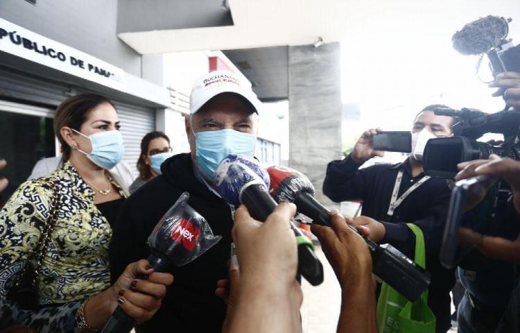 Martinelli no podrá salir del país por caso Odebrecht