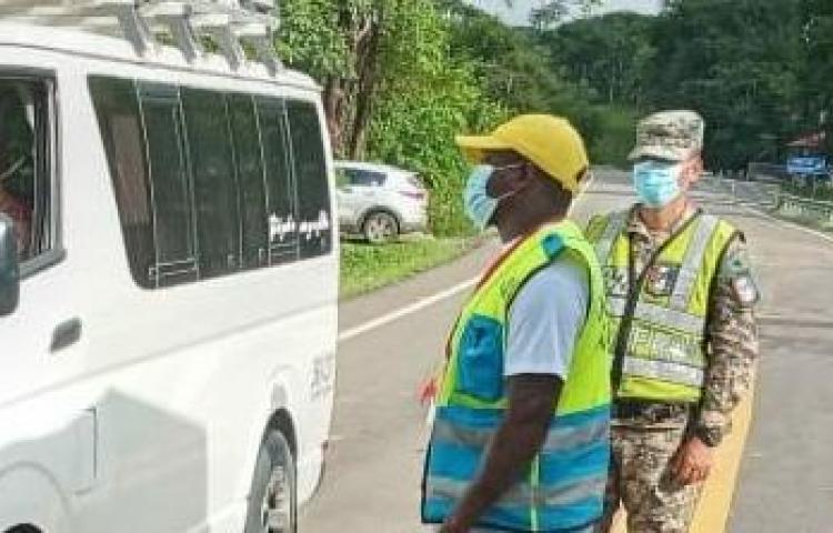 Ochenta personas intentaron ingresar sin salvoconductos a Darién