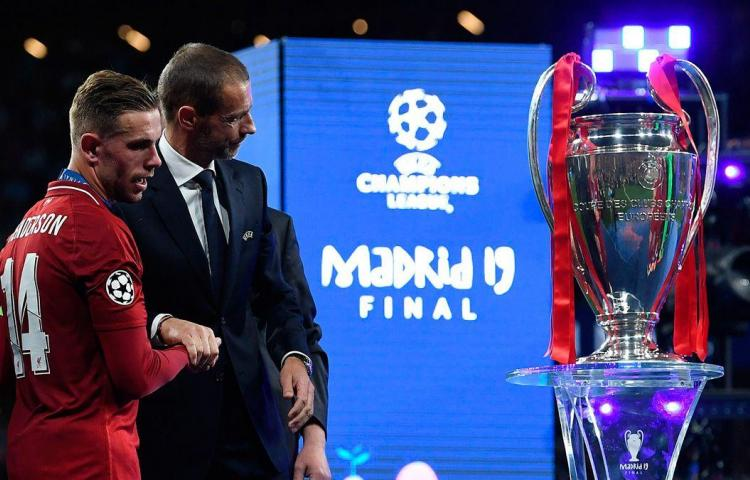 La UEFA abre la puerta a escenarios neutrales