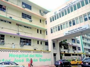 Personal del Hospital del Niño será quien realice las tareas de limpieza