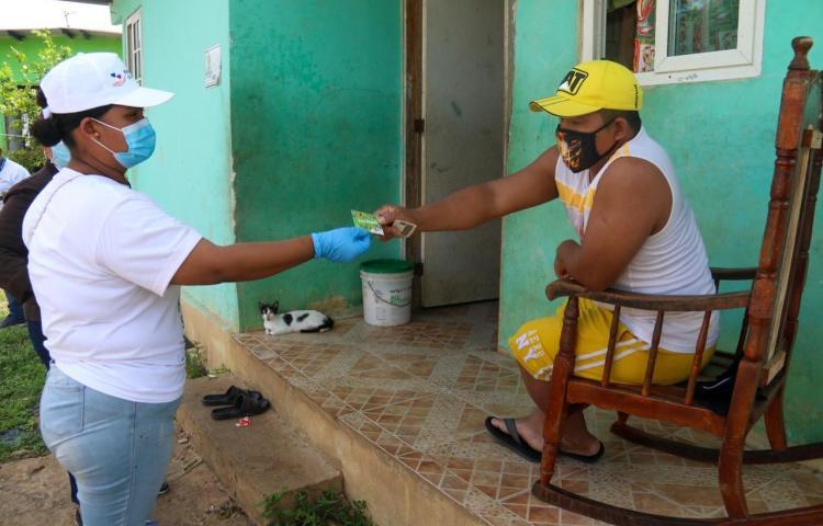 Más de 240milresidente de Arraiján beneficiados con Plan PanamáSolidario