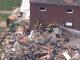 Gran explosión en Baltimore provoca derrumbe de edificios residenciales