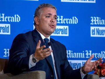 Duque ve clave extradición de Saab para desvelar nexos de Maduro con narcos