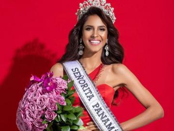 Carmen Jaramilloen lanueva Señorita Panamá 2020