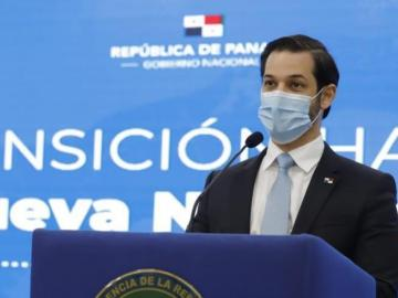 Ministro Ramón Martínez dio positivo por covid-19