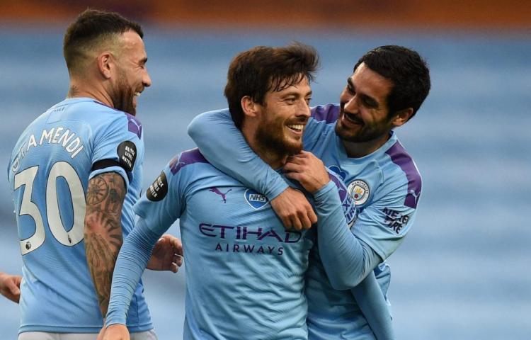 Manchester City honrará a Silva