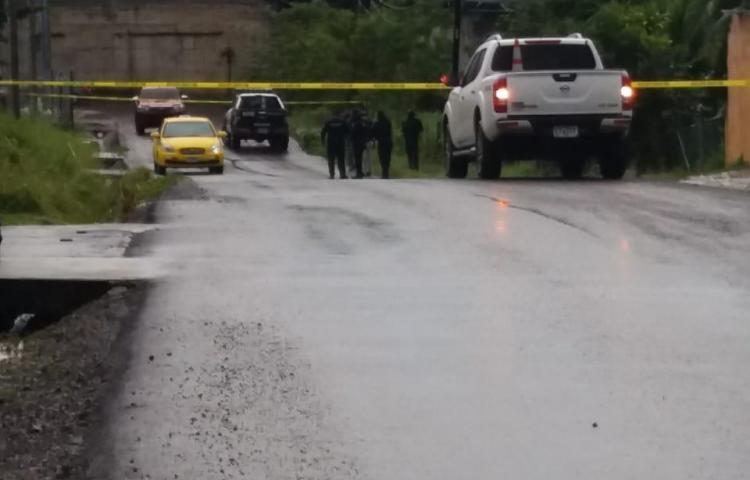 Matan a tiros a taxista en Altos de Tocumen