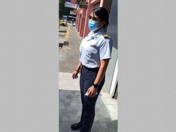 Capitán presenta querella por delitos de violencia de género