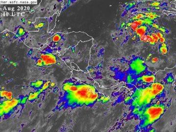 Anuncian paso de onda tropical número 30
