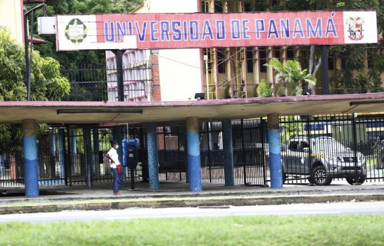La Universidad de Panamá habilita correos para trámites pendientes de los estudiantes